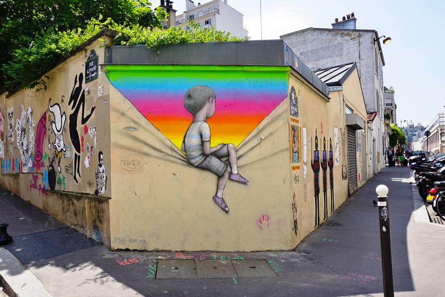 street art marketing