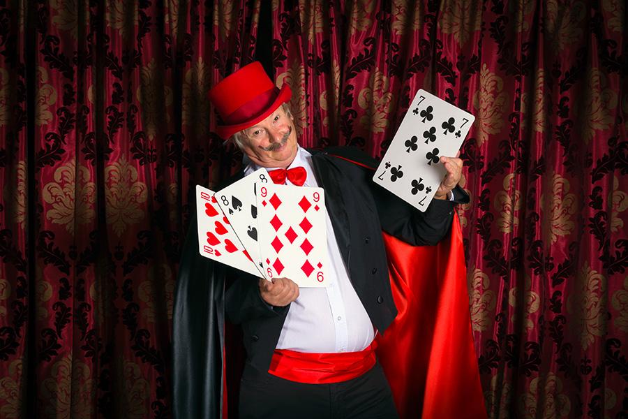 apprendre magie entreprise