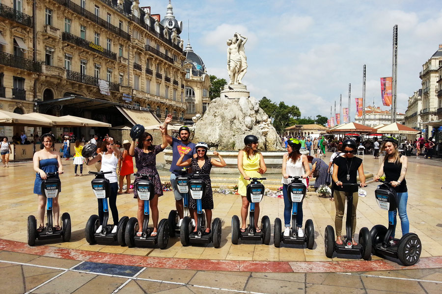 visite guidee location segway