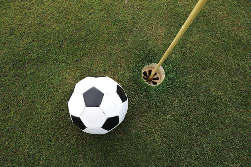 animation sportive foot golf