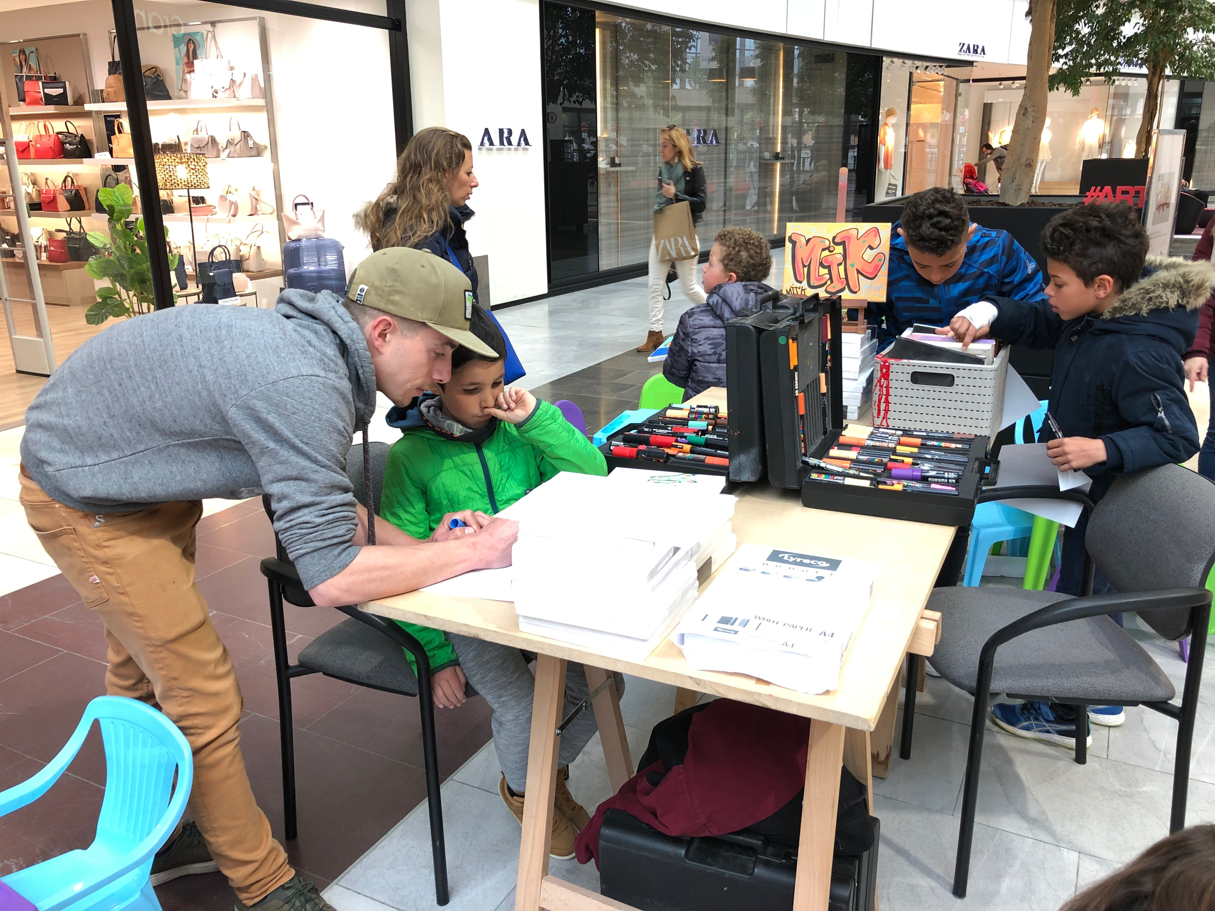 animations atelier magasins annecy