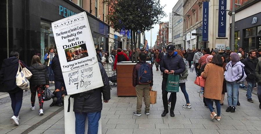 street marketing marseille bouches du rhone