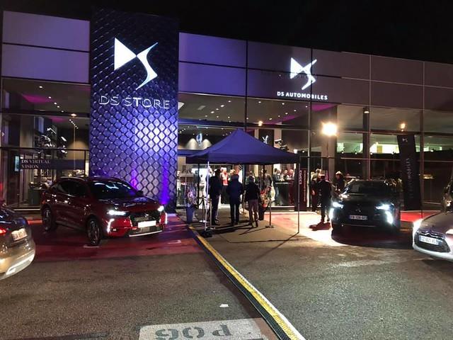 soiree inauguration grenoble isere entreprise automobile