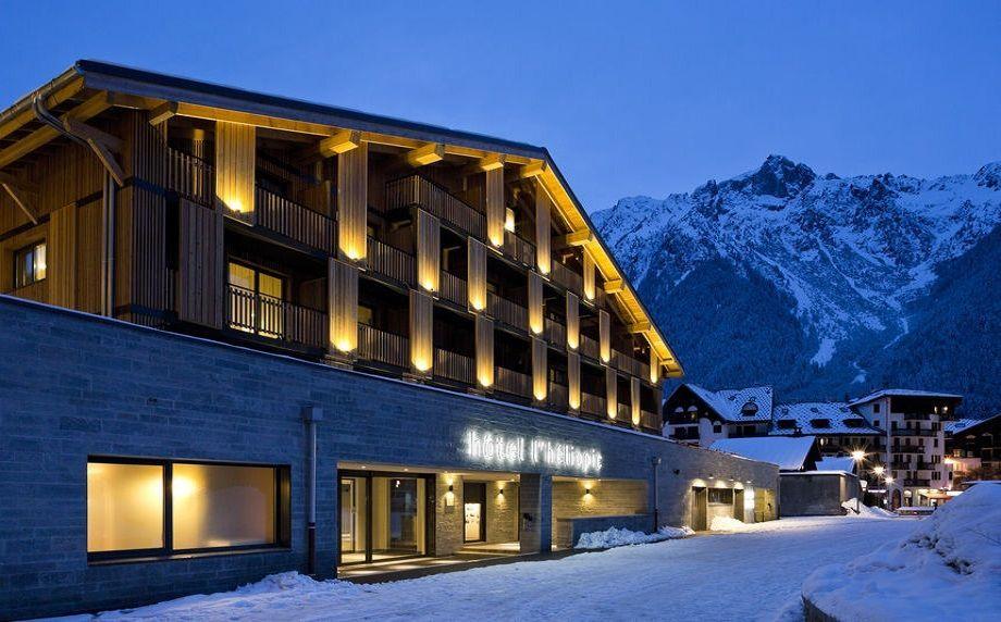 Location hôtel et spa Chamonix (74)