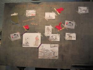 atelier creatif carnet de voyage team building orleans