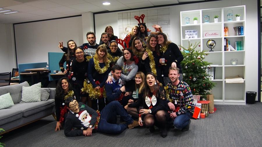 Organiser une fête de Noël d'entreprise à Mulhouse (68)