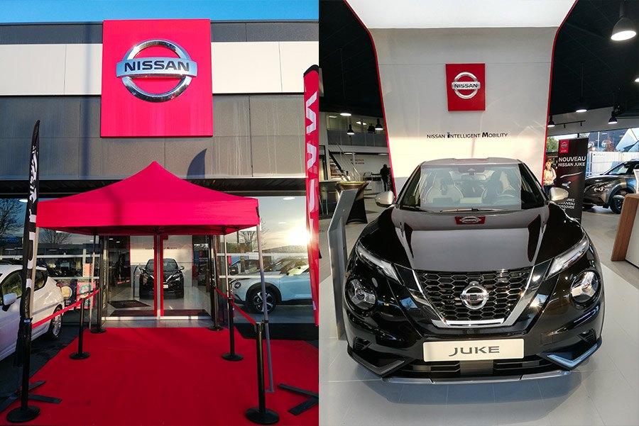 Lancement de produit : découvrez la nouvelle Nissan à Angers (49)