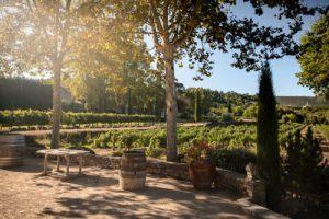 location chateau provence sud var