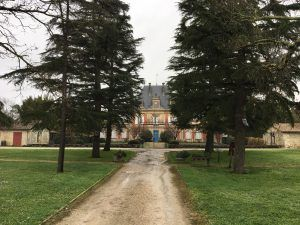 privatisation hotel chateau bordeau