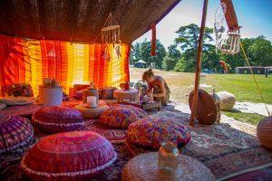 soiree theme hippie