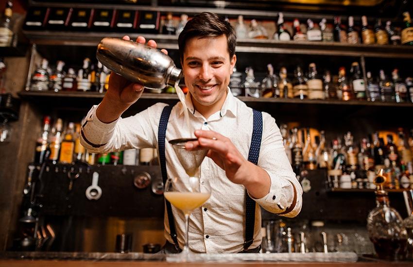 bartender événement