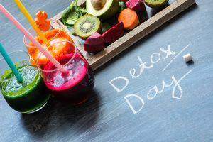 organisation d'une journée detox