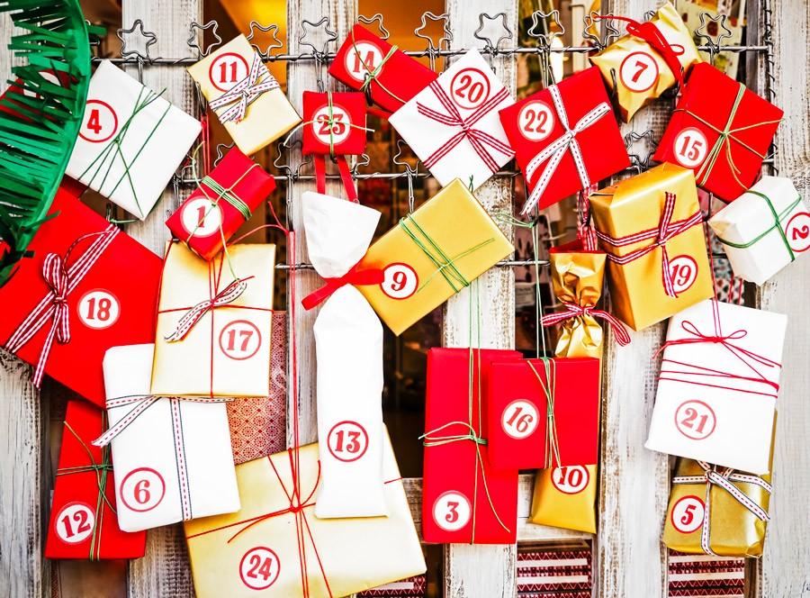L'alternative pour votre fête de Noël en Sarthe (72) : le calendrier de l'avent digital