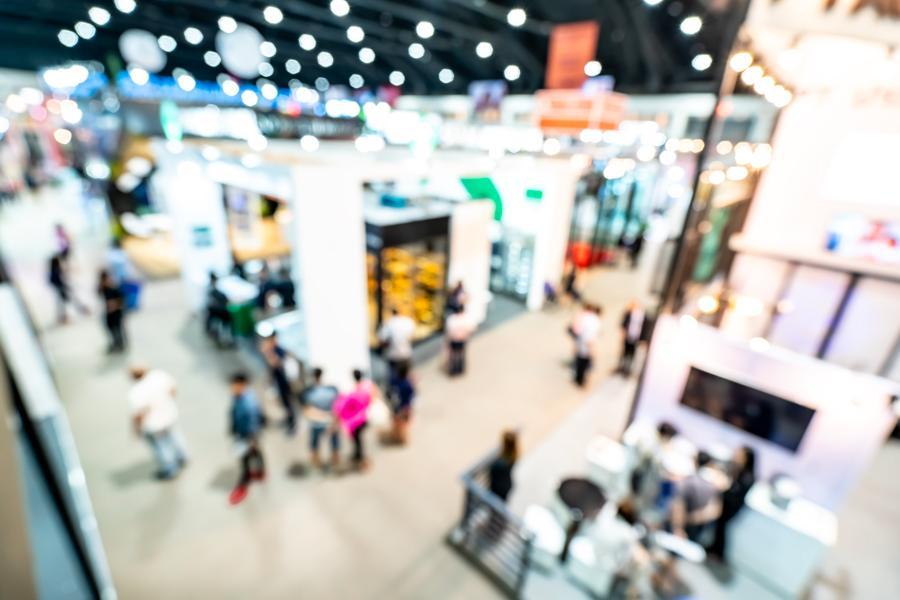 Alternative foires et salons en 2021 : comment augmenter sa visibilité grâce aux centres commerciaux ?