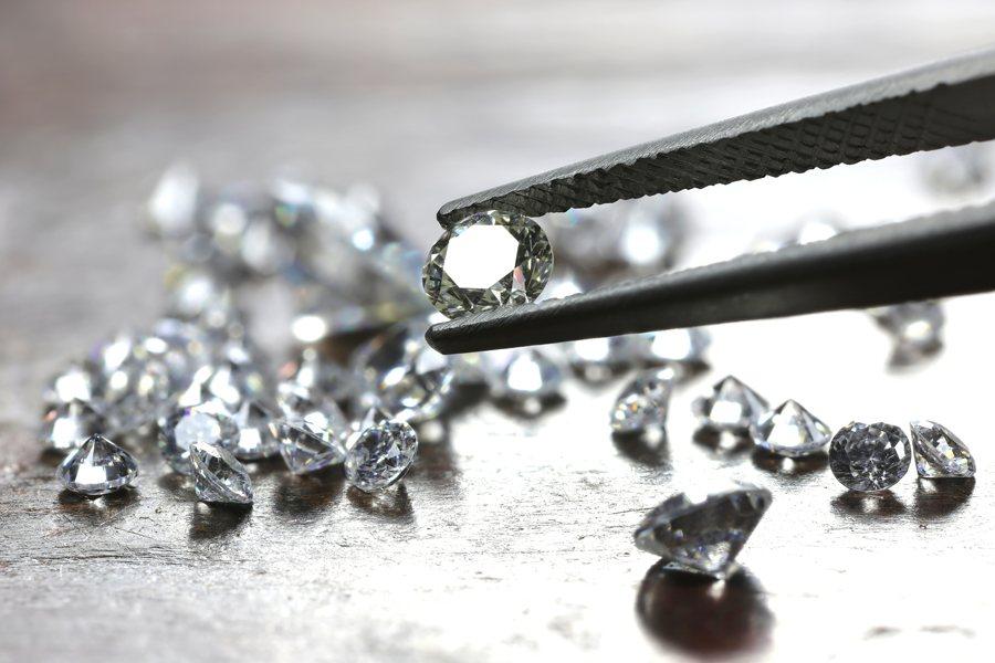 animation champagne et diamant