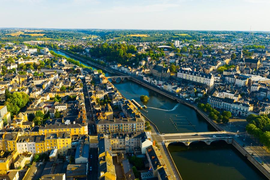 Top 5 des lieux pour un événement en extérieur en Mayenne (53)
