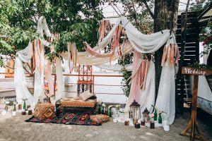 organiser garden party mayenne