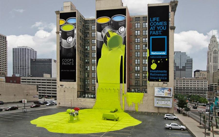 Créez le buzz avec nos idées d'animations Street Marketing à Brest (29)