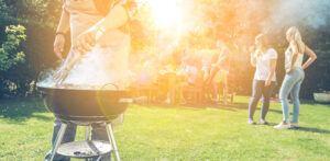 barbecue d'entreprise