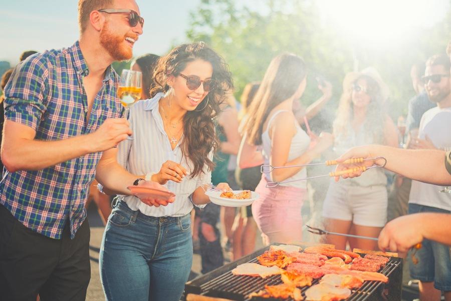 organiser un barbecue d'entreprise