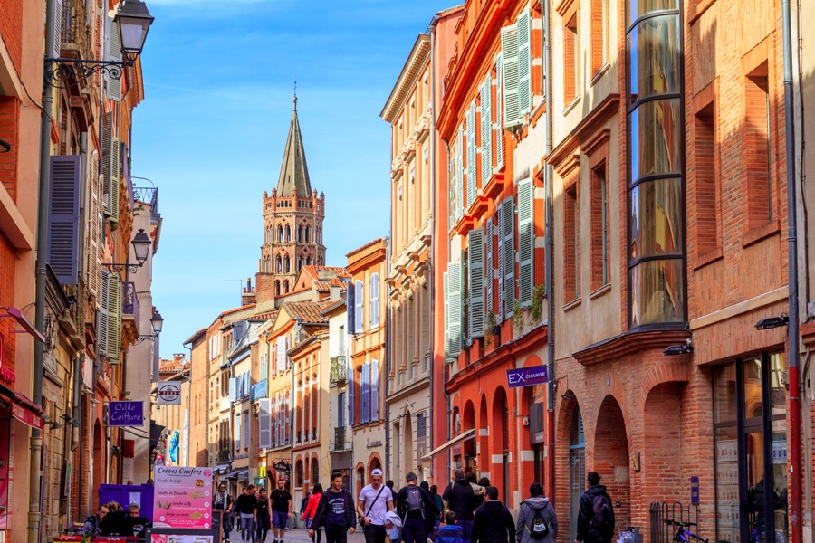 Animation événementielle Haute-Garonne : organisez une visite originale de Toulouse