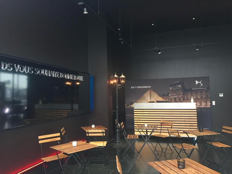 Retour sur l'organisation des portes ouvertes à Brest : DS Store (29)