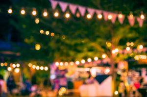 organiser soiree champetre